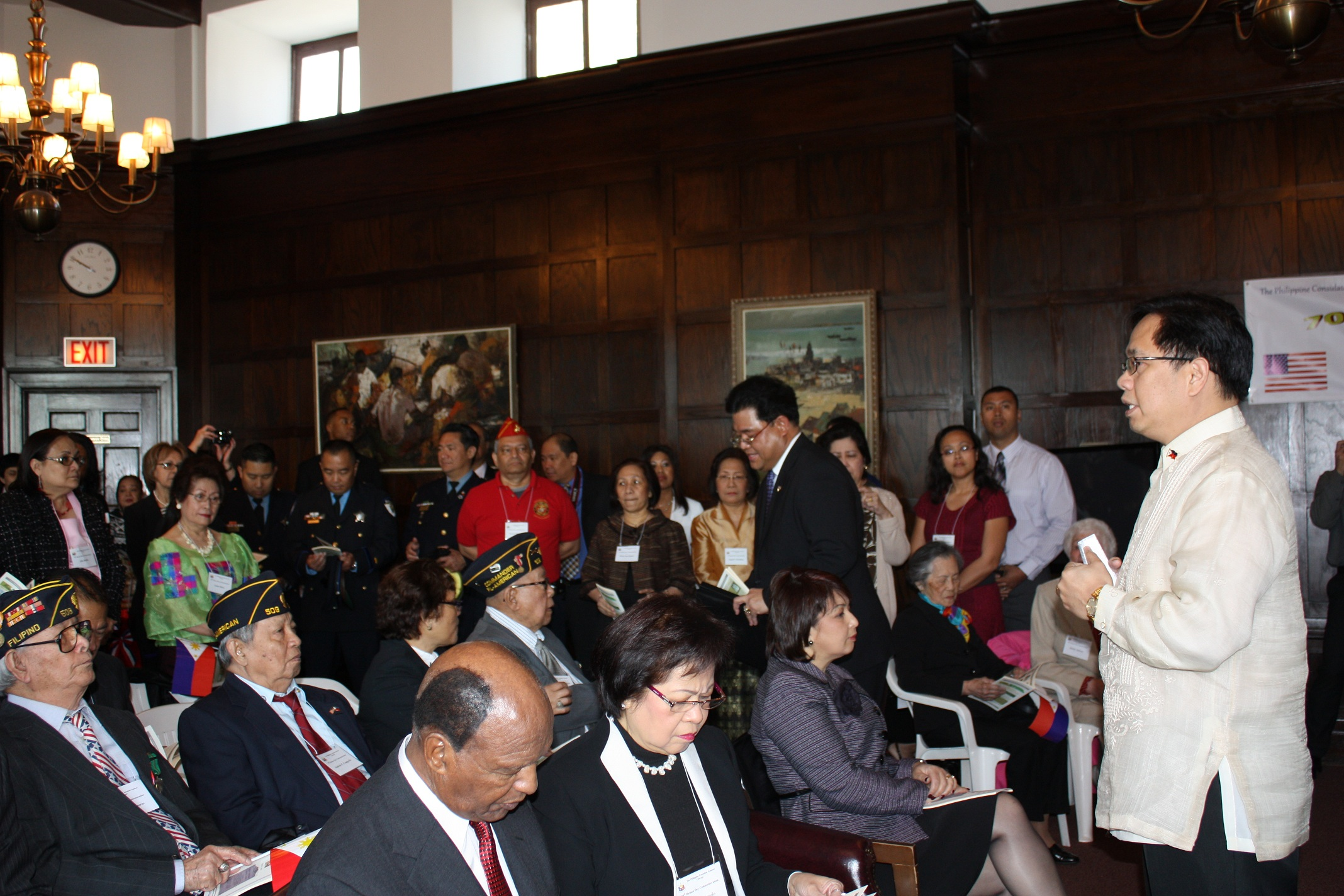 Bataan Day milestone celebration in Chicago | Veronica of